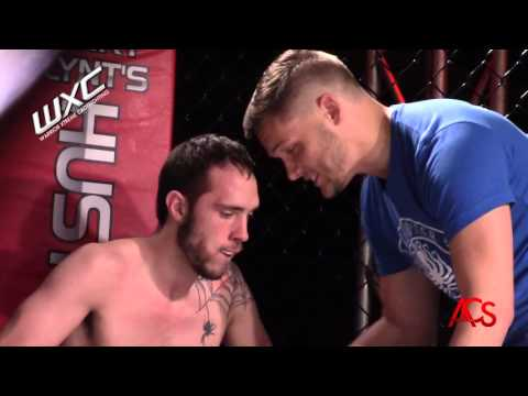 WXC 60 Perseverance Tyler Rasterhouse VS Aaron Harley