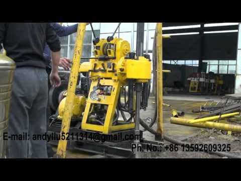 hydraulic drilling rig video 13 for upload
