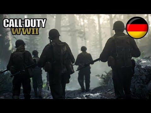 Intern ist echt schwer - Call of Duty: WWII Trouble Town Battle - Deutsch German - Dhalucard