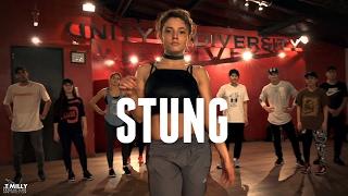 Quinn XCII - Stung - Choreography by Jake Kodish - ft. Jade Chynoweth - Filmed by @TimMilgram