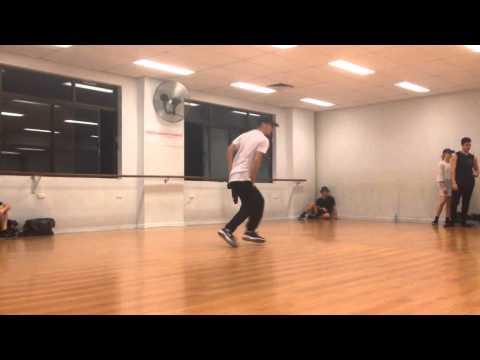 Body Count - Justin Timberlake - Marko Panzic Choreography