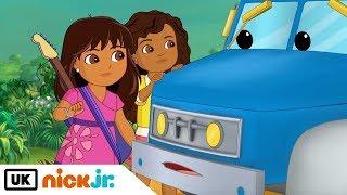 Dora and Friends   Rescue Truck   Nick Jr. UK