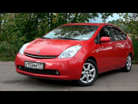 Toyota Prius - Мертвая батарейка? Или надежный гибрид? via ATDrive