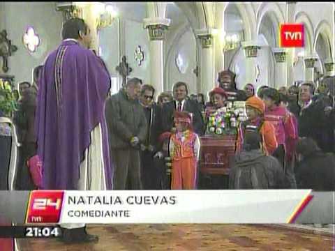 Funerales de Jorge Pedreros (T13 / 24H, 15/09/2013)