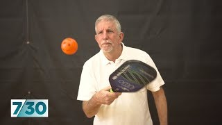 Pickleball the new sport of choice for the elderly | 7.30