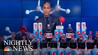 Class Actions Lawsuits Filed Against U.S. Diet Soda Producers | NBC Nightly News