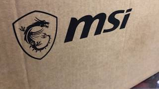 Msi GS65 Stealth 8SE 2019 Unboxing And Specs Review || EZPZ Solutions