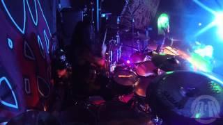 MORBID ANGEL Tim Yeung's Katowice Drum-Cam