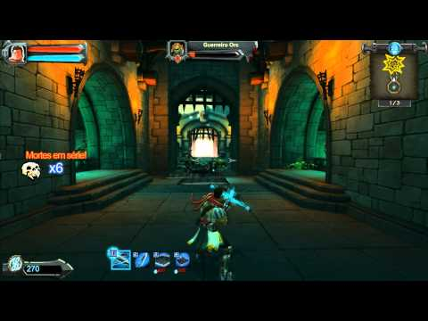 Orcs Must Die - Demo - Trailer and Gameplay
