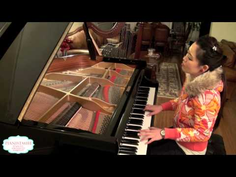 Kina Grannis- Valentine | Piano Cover By Pianistmiri video