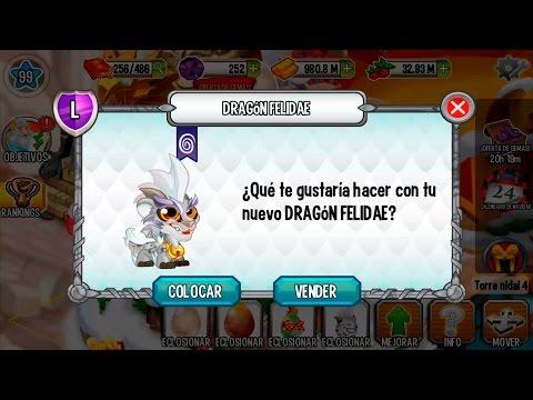 Dragon City l Dragones Legendarios l Dragon Felino