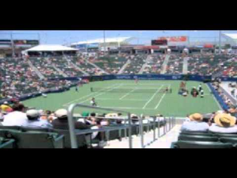 3 September 2010: Rafael Nadal VS Denis Istomin - US Open - Live from Arthur Ashe Stadium