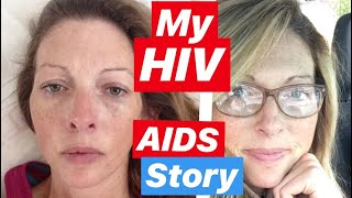 JENNIFER'S HIV/AIDS Story (in Pictures)