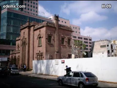 Edificios en construcción, Cd. de México