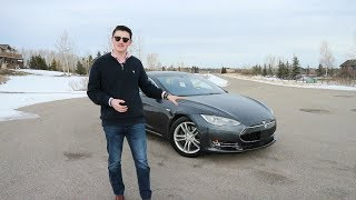 Here's Why The Tesla Model S Is The Most Important Car Of The 2000s! - Review