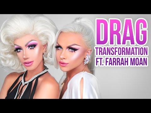 DRAG TRANSFORMATION WITH FARRAH MOAN!