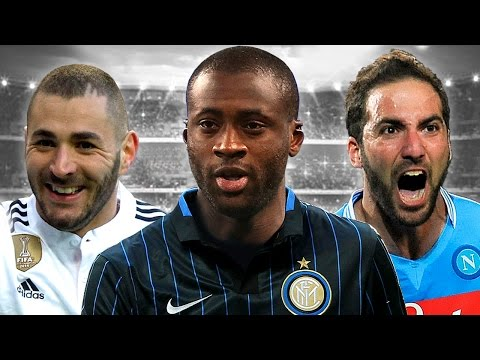 Transfer Talk | Yaya Touré to Inter Milan?