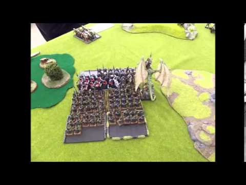 BR# 36 ORC and GOBLIN vs EMPIRE- RTT tournament (end times)