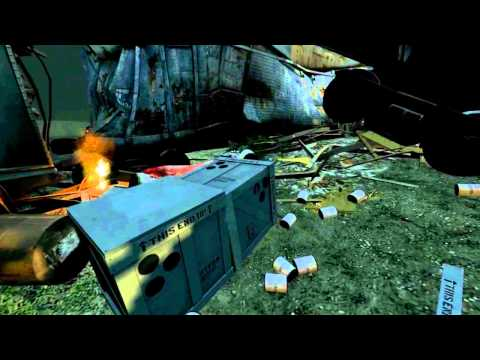Best Viral Video Ad Campaign   Playable Super 8 Trailer In Portal 2