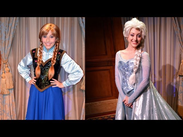 MouseSteps Weekly #105 Anna & Elsa Separate in Room at MK; Car Masters Weekend w/Pixar Cars; TMNT