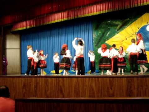 Dança Tradicional Portuguesa de Dança Típica Portuguesa