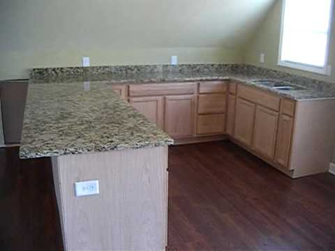 ... Charlotte Granite Countertop Installation Santa Cecilia - YouTube