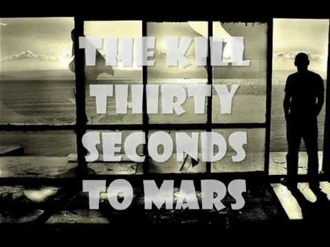 thirty seconds to mars - the kill con traduzione
