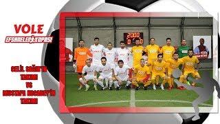 Vole Efsaneler Kupası | Celil Sağır'ın Takımı vs. Mustafa Kocabey'in Takımı