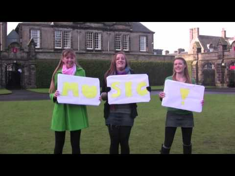 University of St Andrews - LipDub -