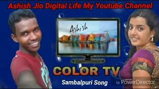 COLOR  TV  Ashish Jio Digital Life My YouTube Channel