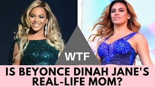 Download Lagu WTF! Is Beyonce Dinah Jane's Real MOM?! Gratis STAFABAND
