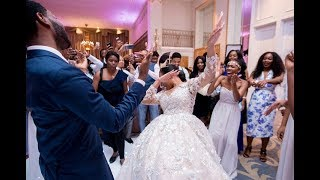 Ademuwagun Wedding | Best Entrance Ever!