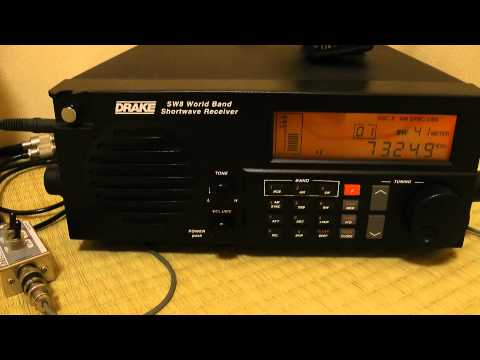 7325kHz Wantok Radio Light  di Port Moresby, PNG, 1kw / @ camera da letto