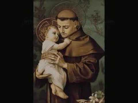 The Story of St Anthony of Padua