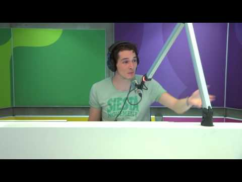Leuk gesprek bij Radio 538 met Daniël en Ivo.