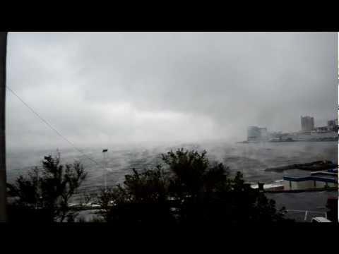 Кипение моря Амурского Залива / Boiling sea Amur Bay