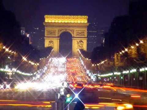 Paris, France - la ville de mes rêves