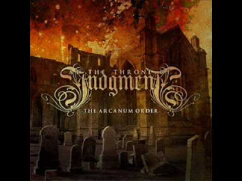 At The Throne Of Judgment - Martyrdom Ruins Of Gaia