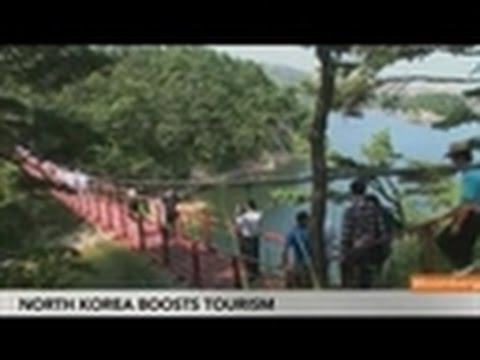 North Korea Boosts Tourism Campaign to Spur Investments