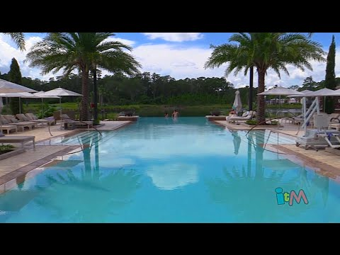 Pools and outdoor activities at Four Seasons Orlando, Walt Disney World