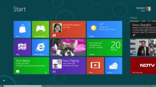 Learn Windows 8 in 8 minutes