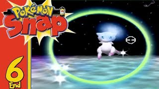 Pokemon Snap [Part 6 END - And Mew, Too]