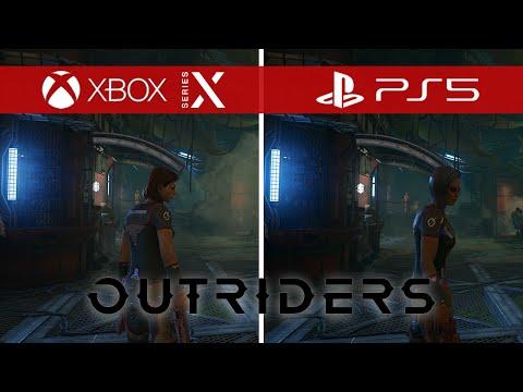 Outriders Comparison - Xbox Series X vs PS5 vs Series S vs Xbox One X vs PS4 Pro vs One S vs PS4