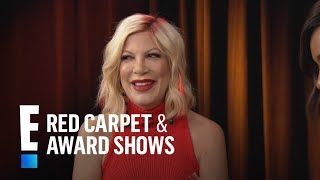 Tori Spelling Plays 'So Tori, So Dean' | E! Red Carpet & Award Shows