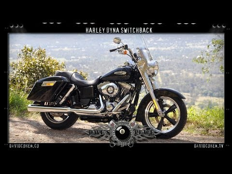 H-D FLD Dyna Switchback