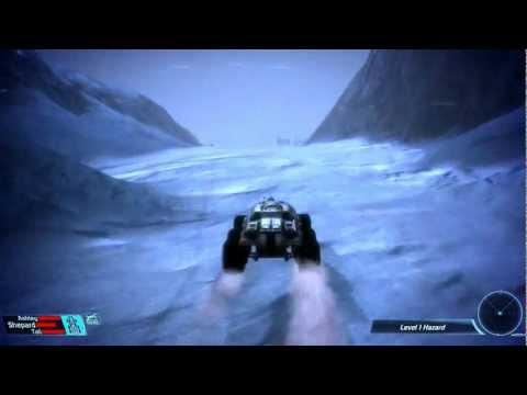 Mass Effect i5 2500k + HD 6850 Max Settings \'Conhecendo\'