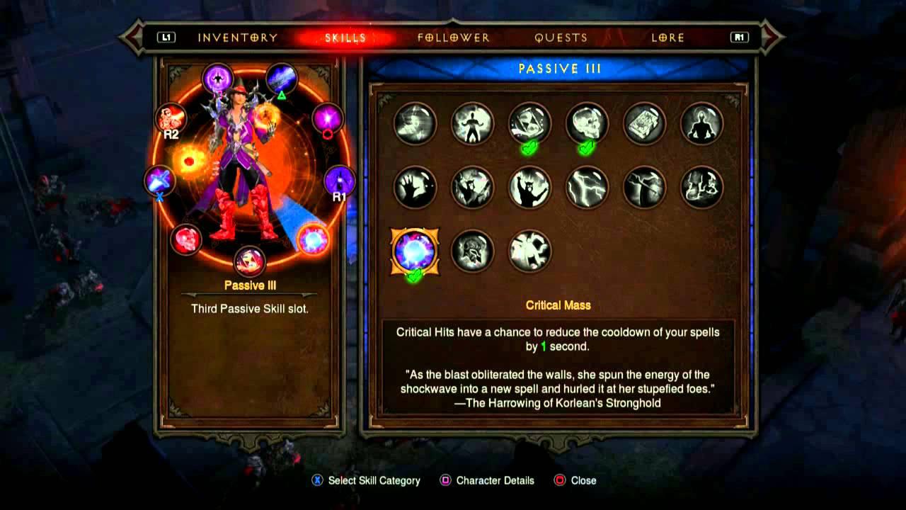 Diablo  Archon Build