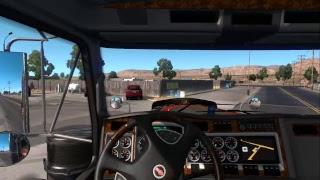 American Truck Simulator-катаемся по Америке!
