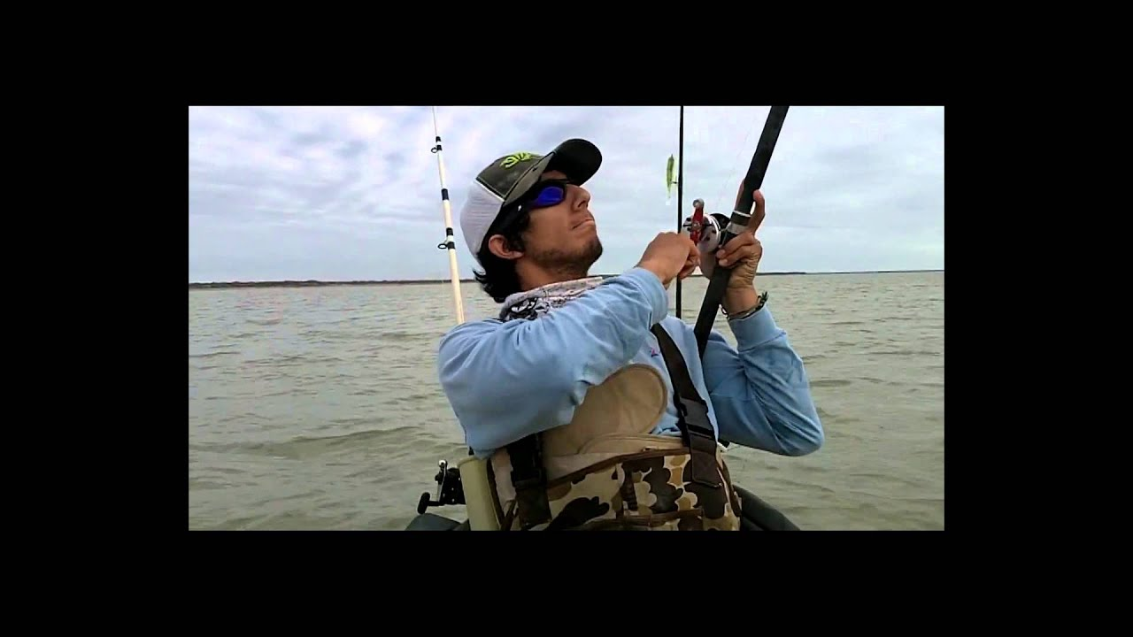 Black drum rig youtube for Drum fishing rigs