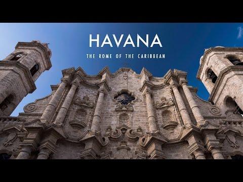 Havana Rome Of Caribbean 4k